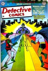 Detective Comics #184