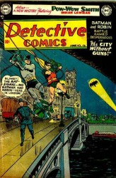Detective Comics #196