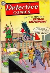 Detective Comics #214