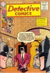 Detective Comics #222