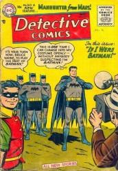Detective Comics #225 1st Martian Manhunter!