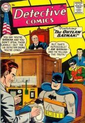 Detective Comics #240 Batman!