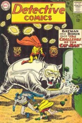 Detective Comics #311 1st Silver Age Catman!