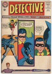 Detective Comics #327 First New Look Batman!