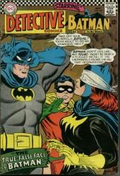 Detective Comics #363 2nd Batgirl!