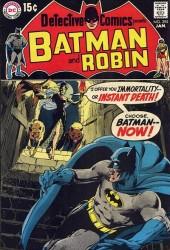 Detective Comics #395 1st Neal Adams art on Batman!