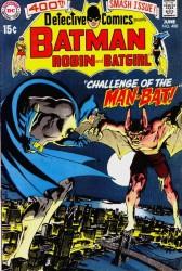 Detective Comics #400 1st Man-Bat!