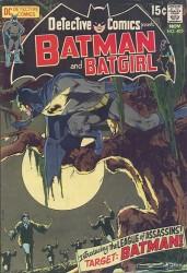 Detective Comics #405 1st League of Assassins! Batman!