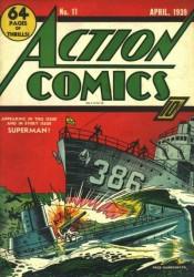 Action Comics #11
