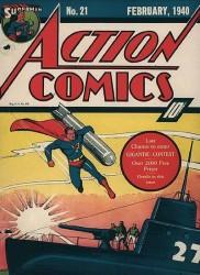 Action Comics #21
