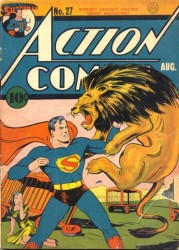 Action Comics #27