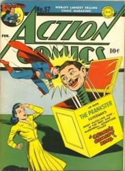 Action Comics #57