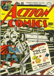 Action Comics #58