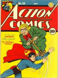Action Comics #64