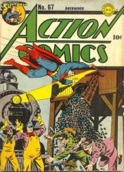Action Comics #67