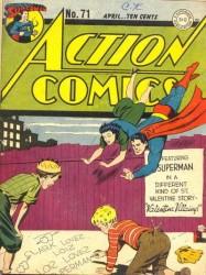 Action Comics #71