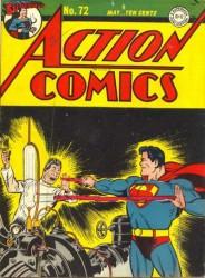 Action Comics #72