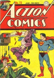 Action Comics #73