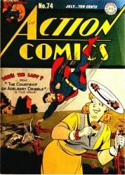 Action Comics #74