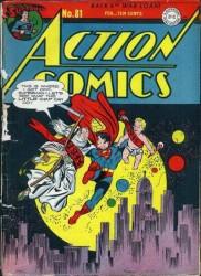 Action Comics #81