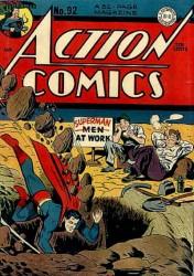 Action Comics #92