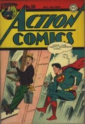 Action Comics #98