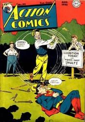 Action Comics #99