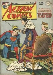 Action Comics #106