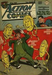 Action Comics #109