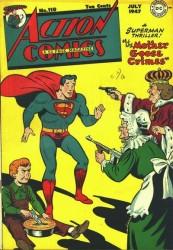 Action Comics #110