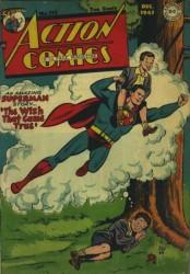 Action Comics #115 Golden Age Superman!