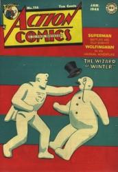 Action Comics #116