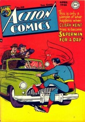 Action Comics #119