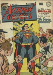 Action Comics #122
