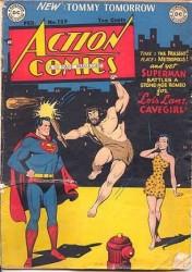 Action Comics #129
