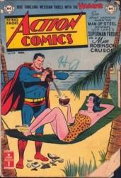 Action Comics #154