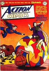 Action Comics #167