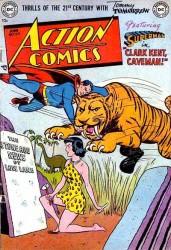 Action Comics #169 Superman Caveman!