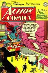 Action Comics #186