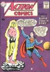 Action Comics #242 1st Braniac!  Kandor!