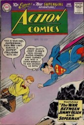 Action Comics #253 2nd Supergirl!