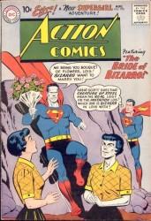 Action Comics #255 1st Bizarro Lois Lane!