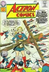 Action Comics #276 1st Brainiac 5 Sunboy Phantom Girl and more!