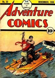 Adventure Comics #32