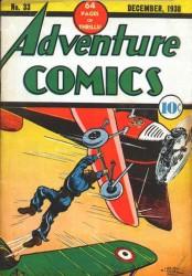Adventure Comics #33
