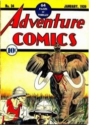 Adventure Comics #34