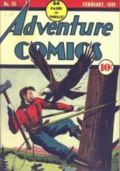 Adventure Comics #35