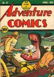 Adventure Comics #37