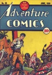Adventure Comics #39