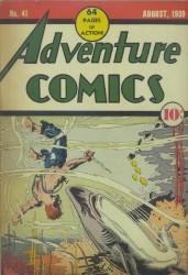 Adventure Comics #41